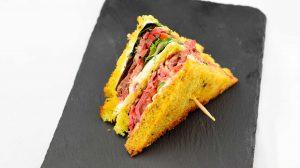 Sandwich de Roast-beef