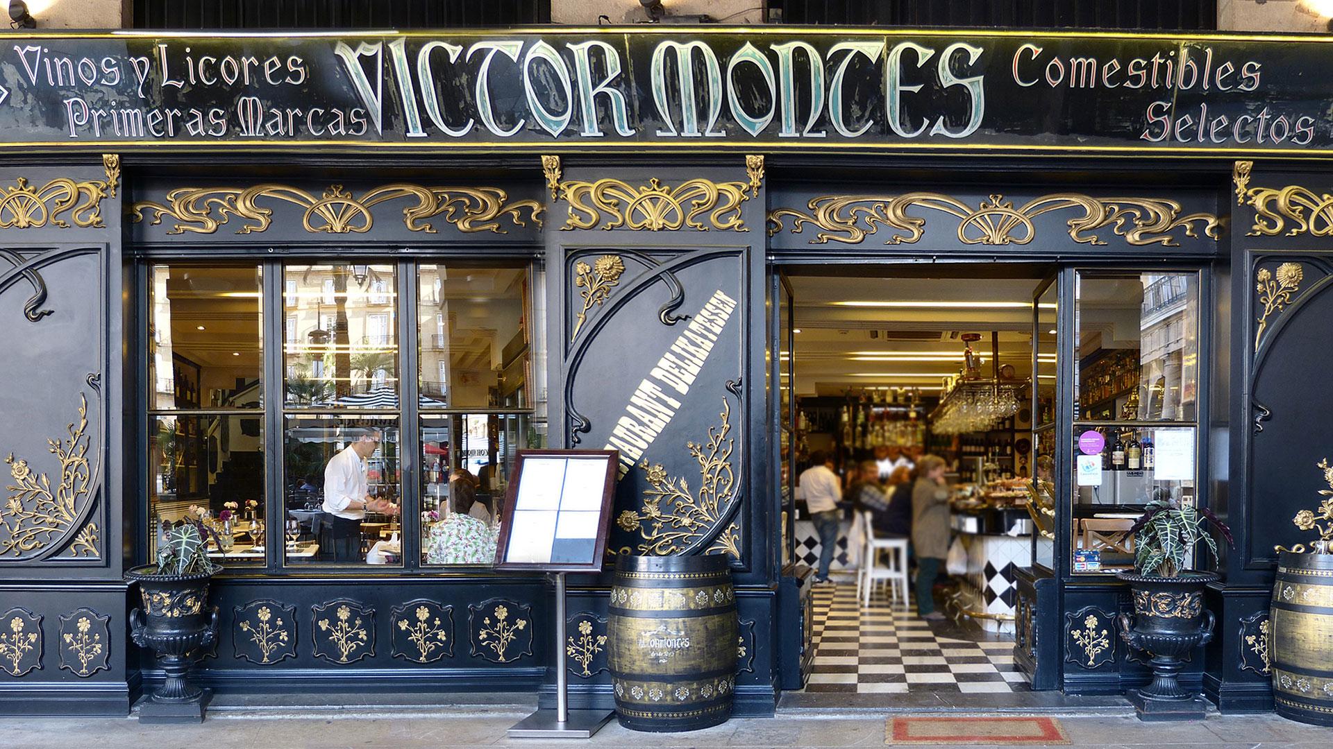 Historia Del Restaurante Victor Montes Desde 1849 Con Lo Mejor